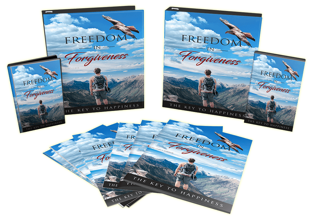 Featured Info Product [Freedom In Forgiveness]