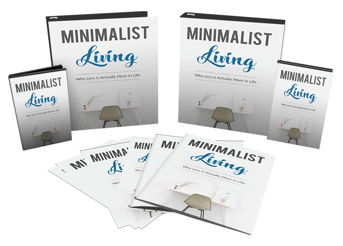 Minimalist Living - Why Less Is Actually More