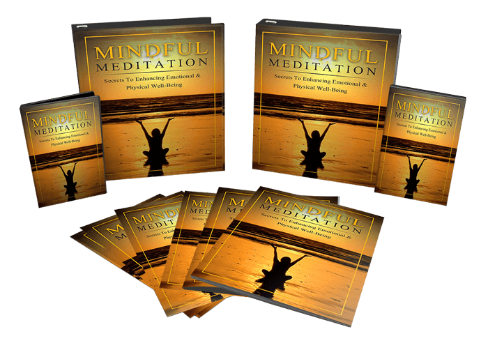 Mindful Meditation - Secrets to Enhancing Emotional and Physical Well-Being
