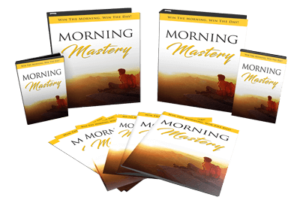 Morning Mastery Ebook