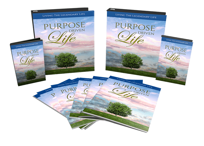 Purpose-Driven Life - The Key to Living Your Life to The Fullest Potential