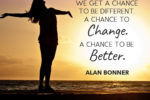 Chance To Be Better by Alan Bonner