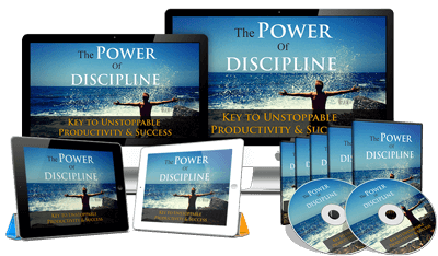 The Power of Discipline PRO Video Upgrade