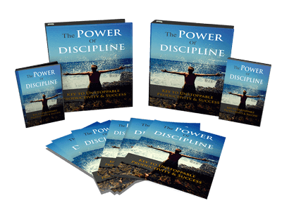 The Power of Discipline Ebook