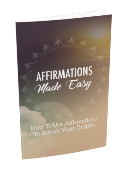 Affirmations Made Easy Ebook