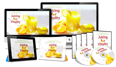 Juicing For Vitality PRO Video Upgrade