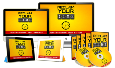 Reclaim Your Time PRO Video Upgrade